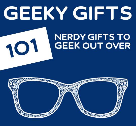 nerdy gifts