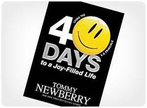 40 days to a joyfilled life