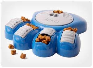 aikiou interactive dog bowl