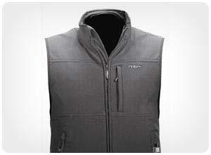 ansai womens heated vest