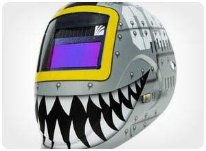 arcone python welding helmet