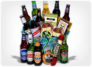 around the world beer bucket