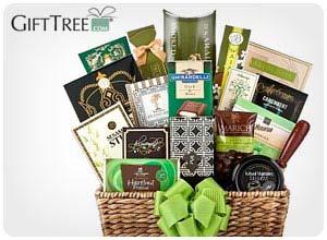 a taste of elegance gift basket
