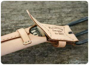 barrett alley smuggler's belt