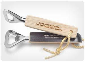 baseball bat bottle openers
