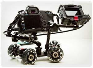 camera dolly slider