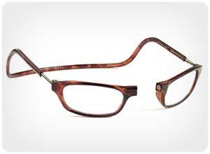 clic reading glasses