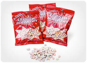 crunch mallows cereal marshmallows
