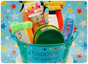 daddy's card wash kit