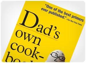 dad's own cookbook