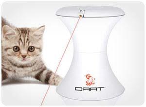 dart automatic pet laser toy