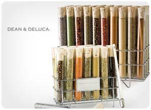 dean & deluca spice rack