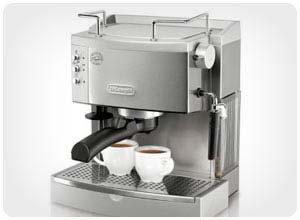 delonghi 15bar espresso maker