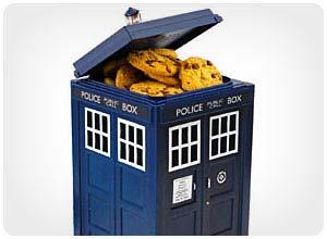 doctor who cookie jar