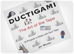 ductigami: the art of tape