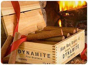 Dynamit-Feuerstarter
