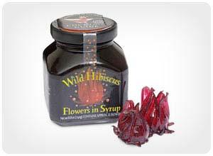 edible hibiscus flowers