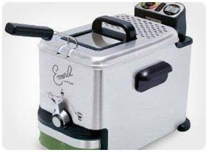 emeril t-fal deep fryer