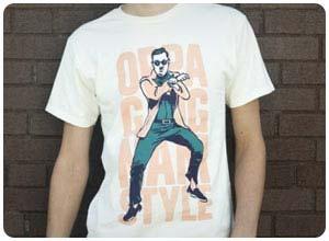 gangham style t-shirt