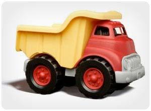 green toys dump truck