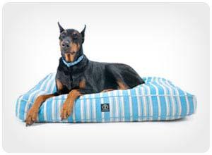 harry barker hemp stripe bed