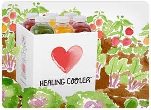healing cooler