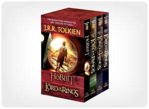 jrr tolkien boxed set