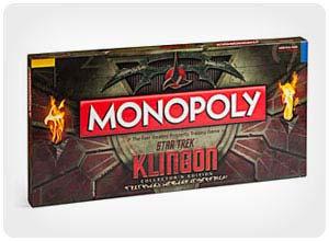 klingon monopoly