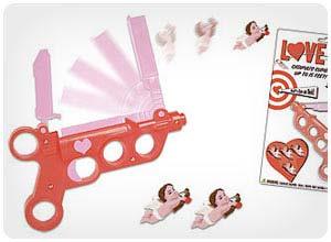 love gun cupid catapult