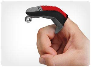 magnetic finger glove