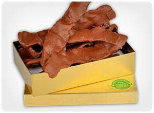 marini's chocolate covered bacon