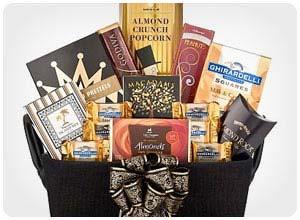 metropolitan gourmet gift basket