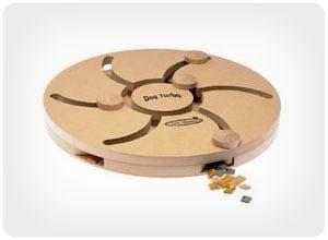 nina ottosson wooden dog puzzle