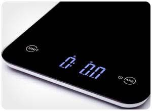 ozeri touch digital kitchen scale
