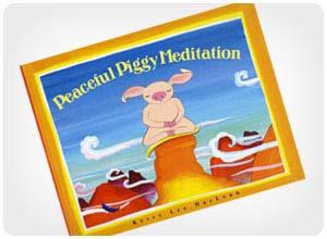 peaceful piggy meditation