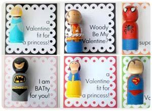peg doll valentines