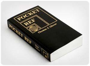pocket ref guide