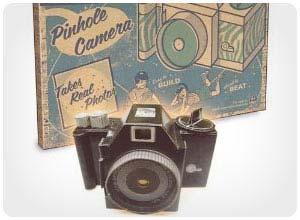 ridleys pinhole camera