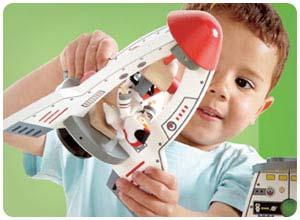 rocket playship
