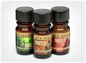 rpg scented oils