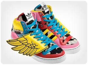 schwings shoe wings
