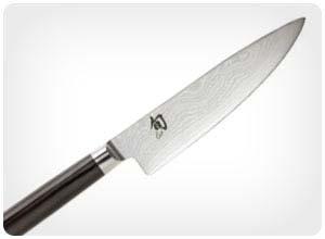 shun chef knife