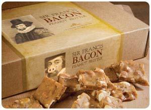 sir francis bacon peanut brittle