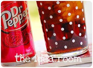 soda can coasters