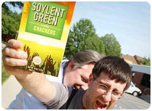 soylent green crackers