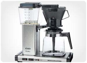 technivormmoccamaster coffee brewer