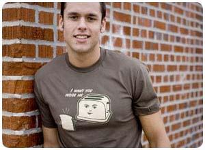 toaster love tshirt