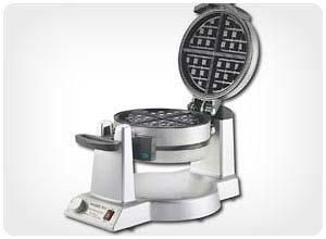waring professional waffle maker