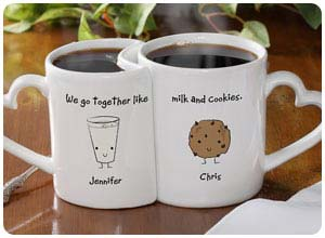 We Go Together Like Mugs