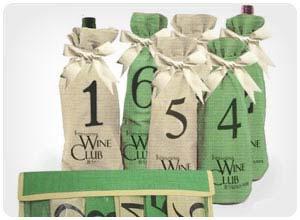 wine tasting bags